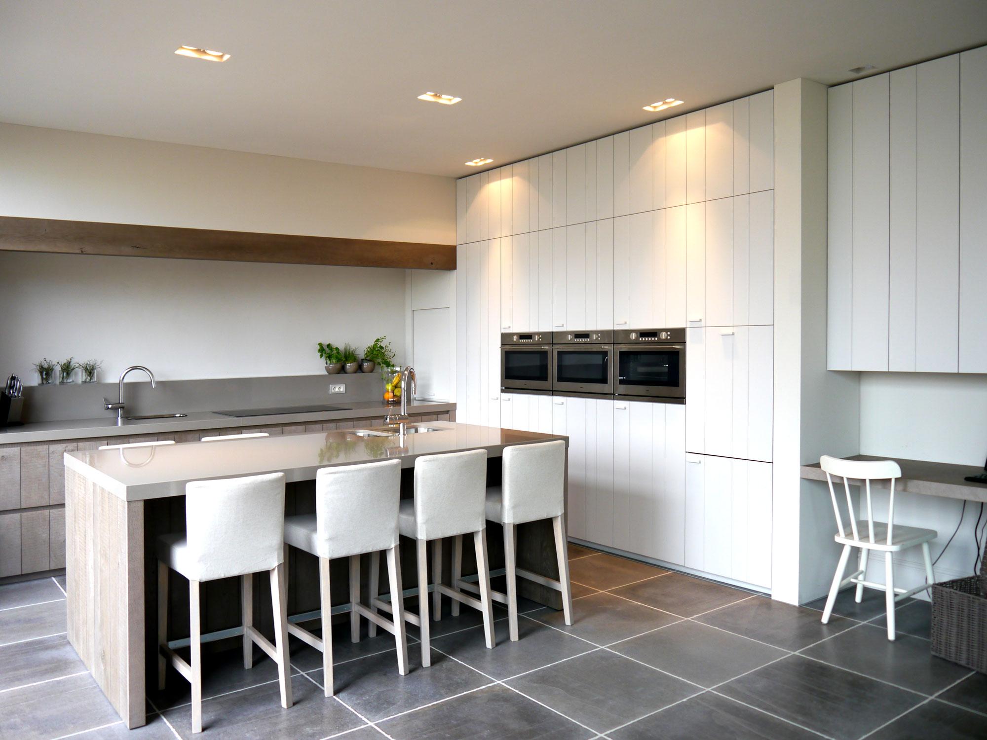 Interieurarchitect Landelijk Modern : Projecten landelijk interieurarchitect charlotte van bruwaene