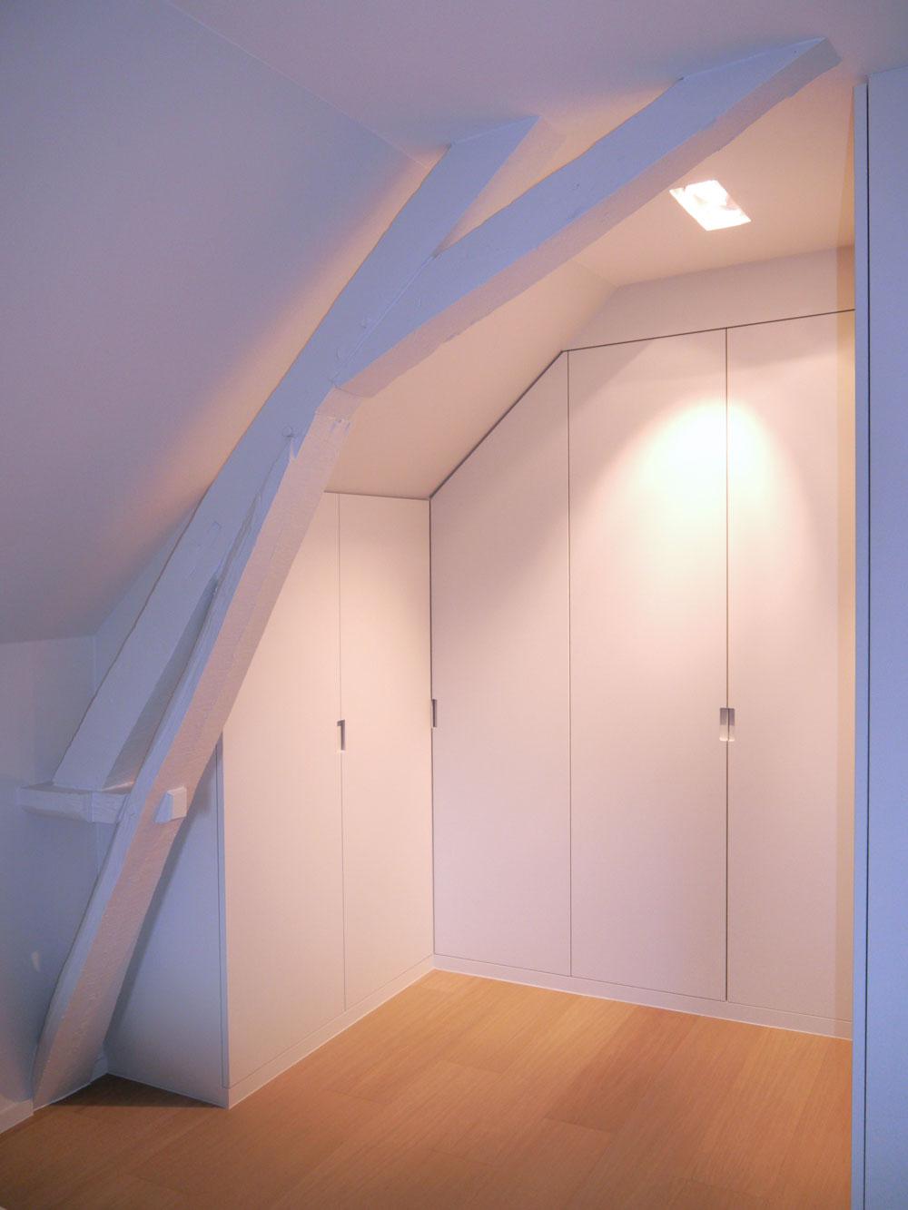 Projecten Modern Interieurarchitect Charlotte Van Bruwaene